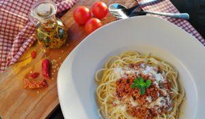 Spaghettitafel Krumbach 2017